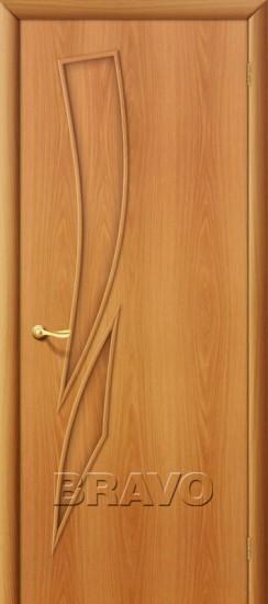 Межкомнатная ламинированная дверь 8Г миланский орех